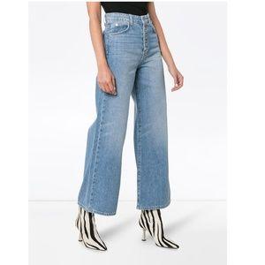 Eve Denim Charlotte Wide Leg High Rise Jeans, 29